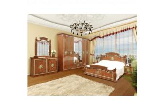 Спальня Жасмин Пено Орех Світ меблів