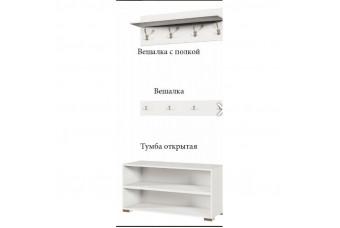 Тумба открытая Бьянко СМ Украина
