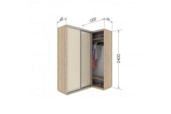 Приставной шкаф-купе 120х60х240