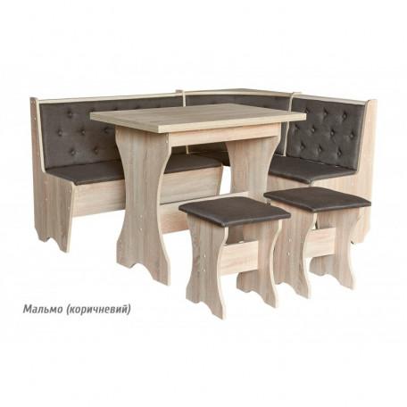 Уголок кухонный мягкий / ДСП Мебель Сервис