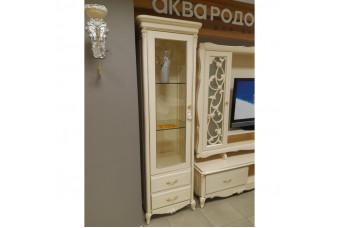 Витрина 1-но дверная, декоративная ZY023 - Charm (Шарм)