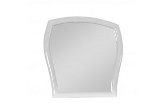 Зеркало San Remo белый глянец Аква Родос